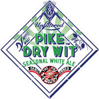 Pike Dry Wit Label