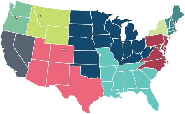 Beverage Spectrum Beer Map