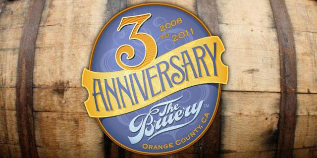 The Bruery Anniversary