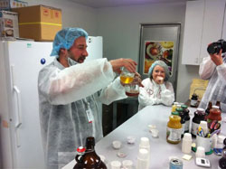 Ken Grossman In The Lab