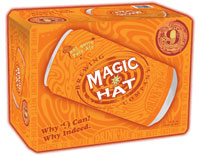 Magic Hat #9 Cans