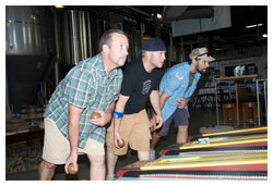 Oskar Blues Skee Ball