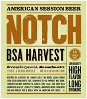 Notch Session BSA Harvest