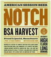 Notch Session BSA Harvest