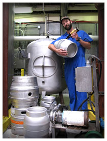 Full Sail Brewer, Dan Peterson