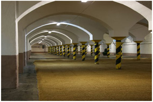 Wyermann Malting Floor