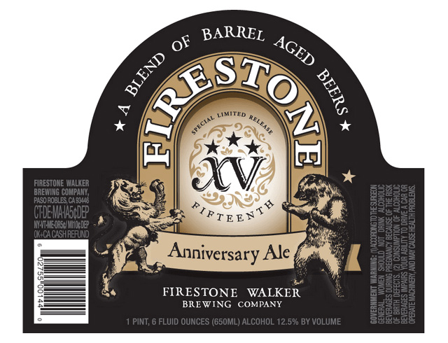 Firestone Walker XV