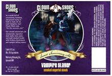 Clown Shoes Vampire Slayer