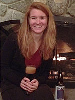 Heather Sanborn, Co-Owner, Rising Tide Brewery