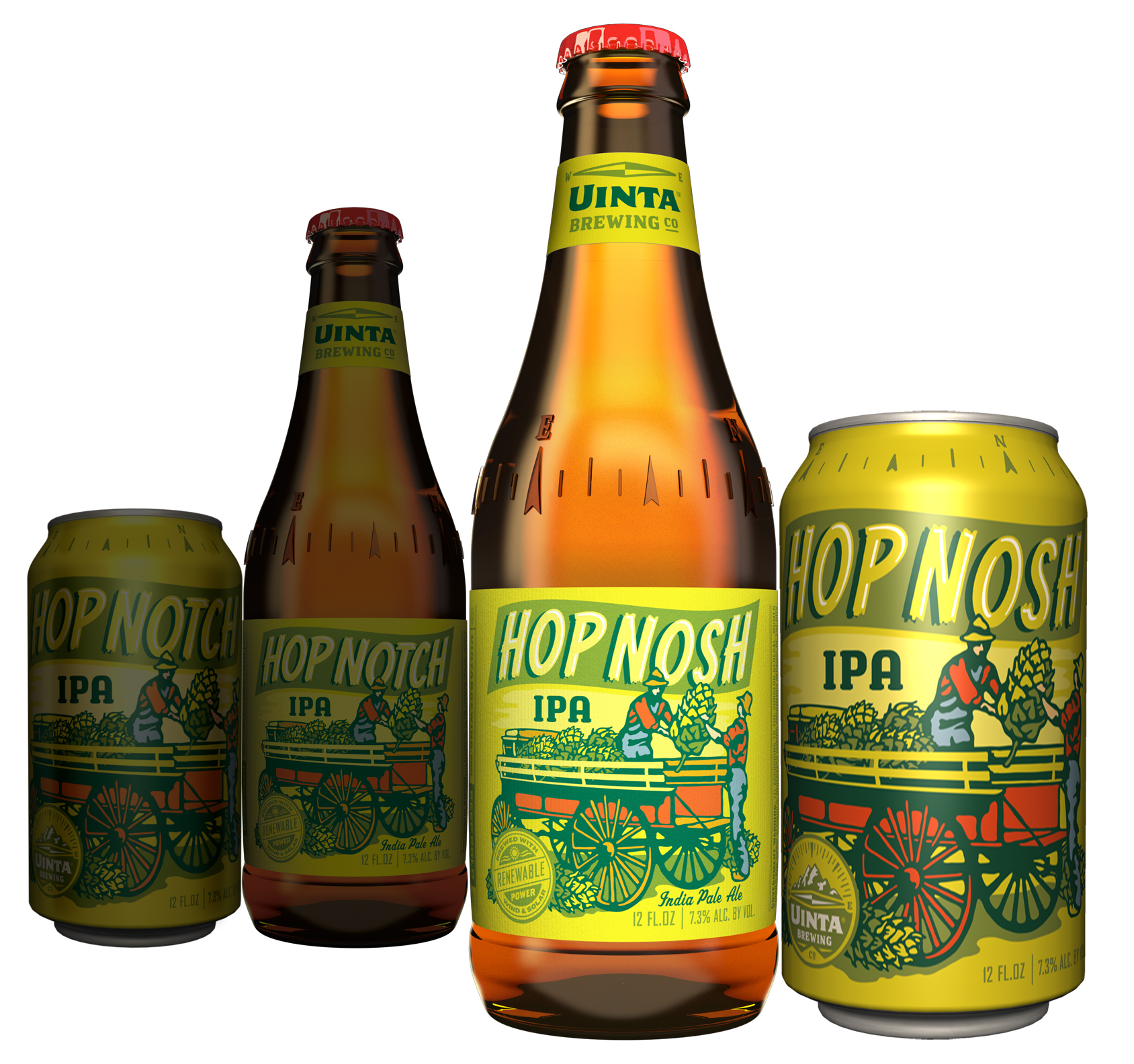 Uinta Brewing Changes Name Of Hop Notch IPA Following