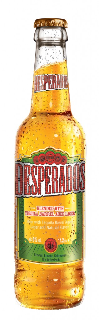 Heineken Introduces Tequila-Flavored Lager, Desperados | Brewbound.com