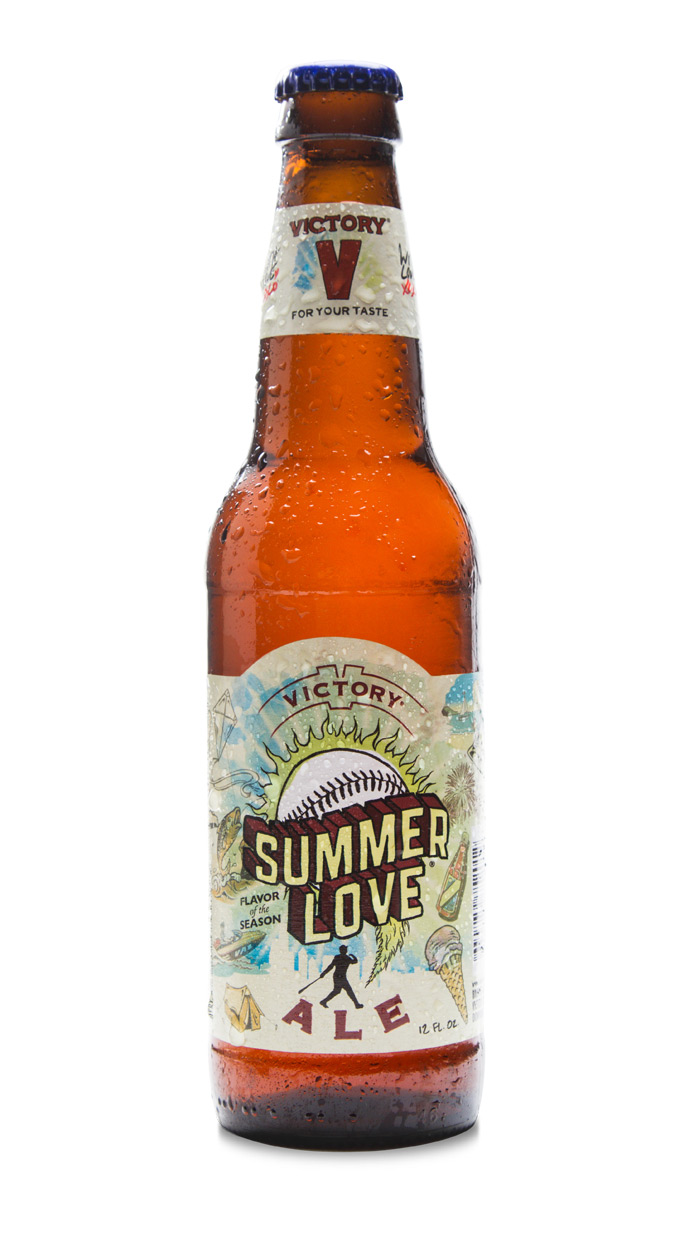 Victory Releases Summer Love Ale Brewbound Com