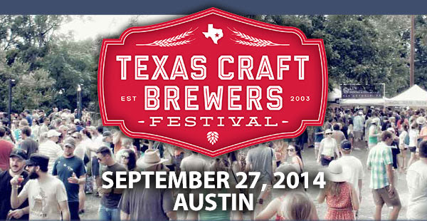 texas craft brewers festival lineup announced