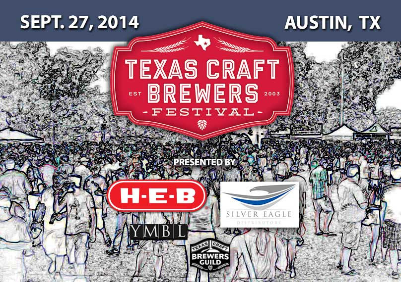Texas brewpubs to participate in texas craft brewers for Texas craft brewers festival
