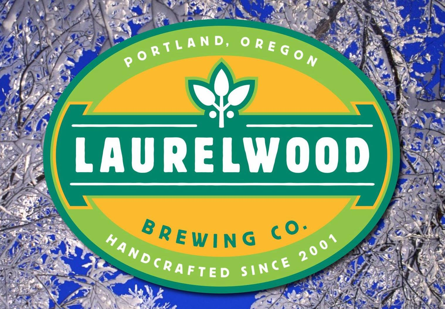 Laurelwood brewing releases organic portland roasting for Laurel wood