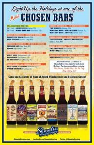 chosen beers