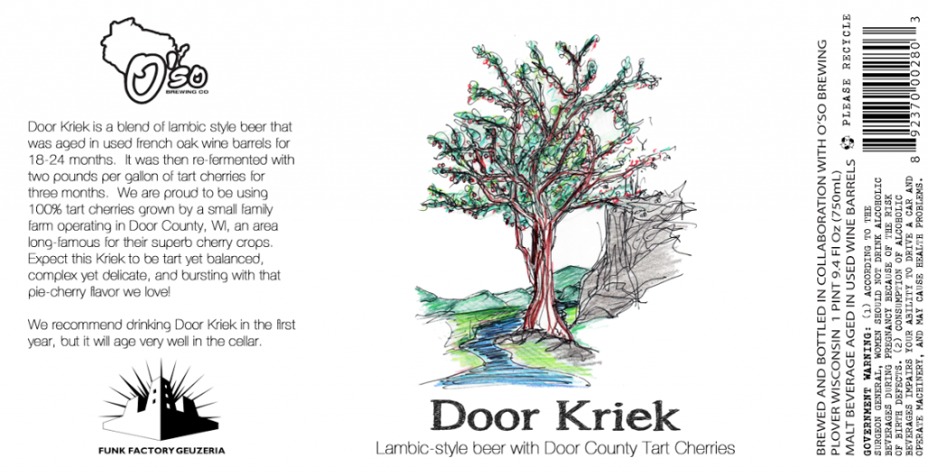 door-kriek