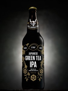 stone japanese green tea ipa