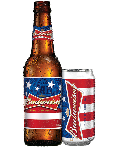 Starting May 5 Every Budweiser Sold Through July 4 Will Benefit Military Families