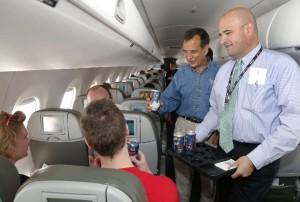 Boston Lager Takes Flight Aboard JetBlue Airways | Brewbound