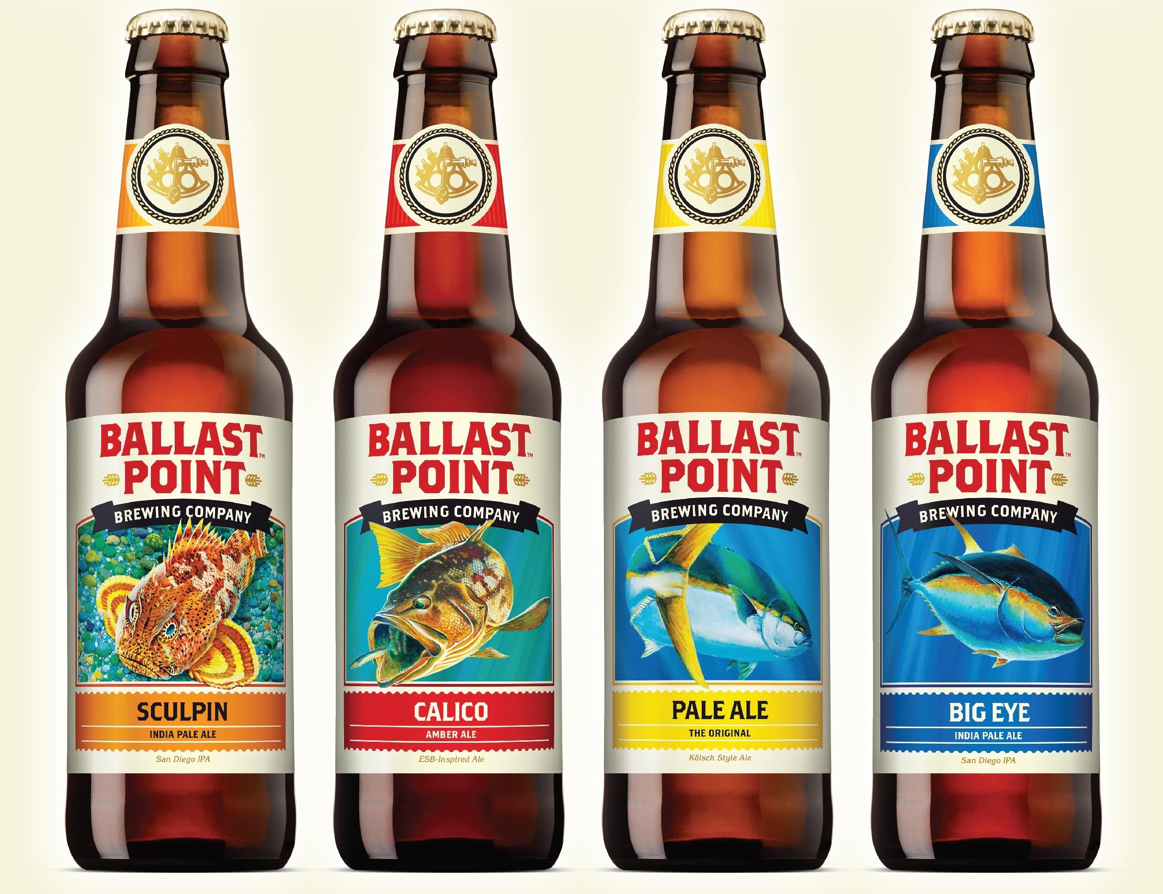 California Craft Beer Brands