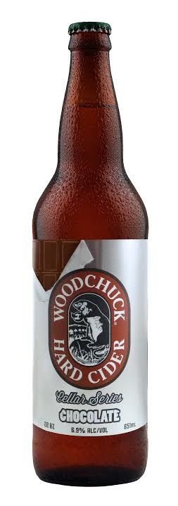 Woodchuck Hard Cider Releases Cellar Series Chocolate