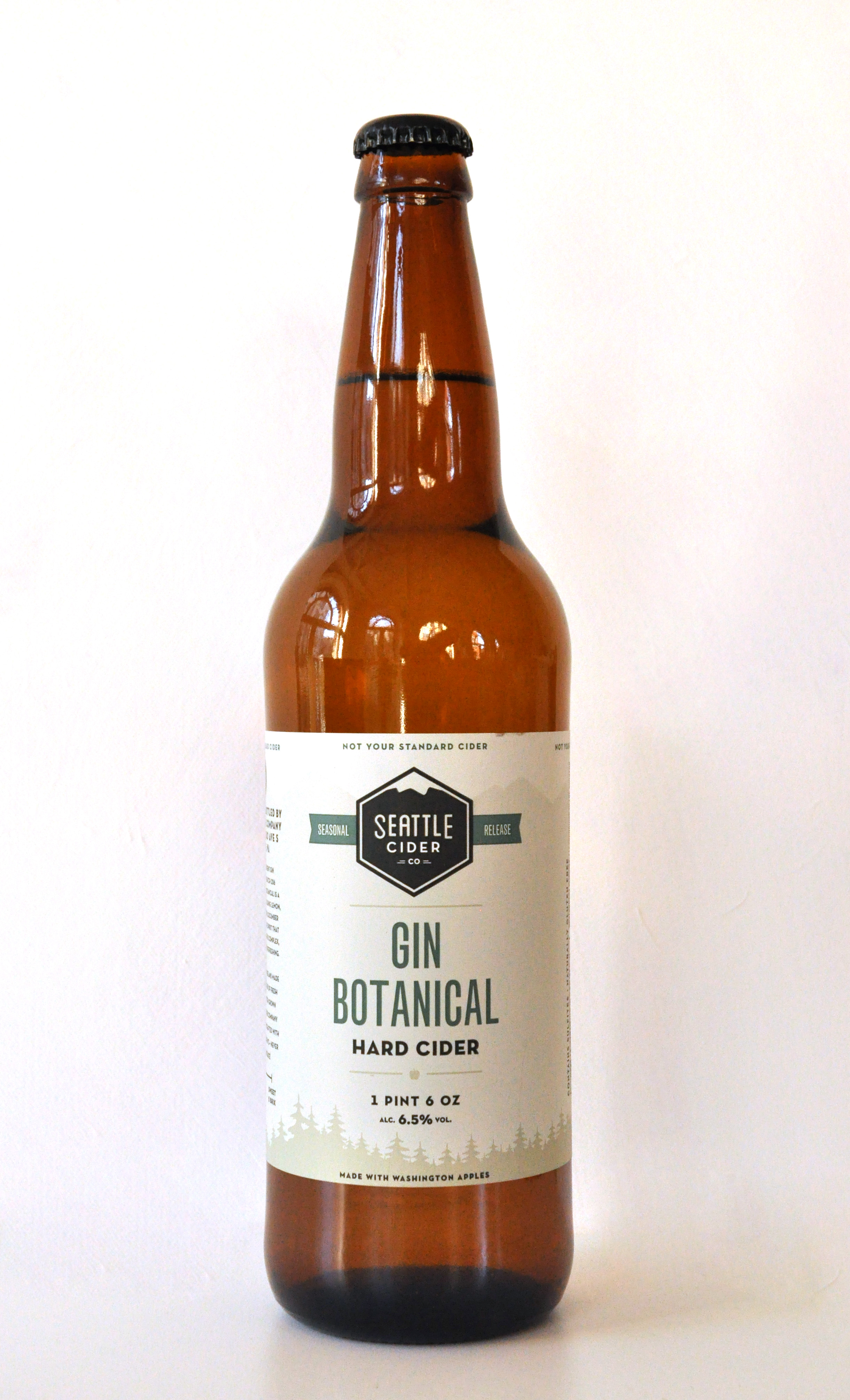 gin quarter bottle