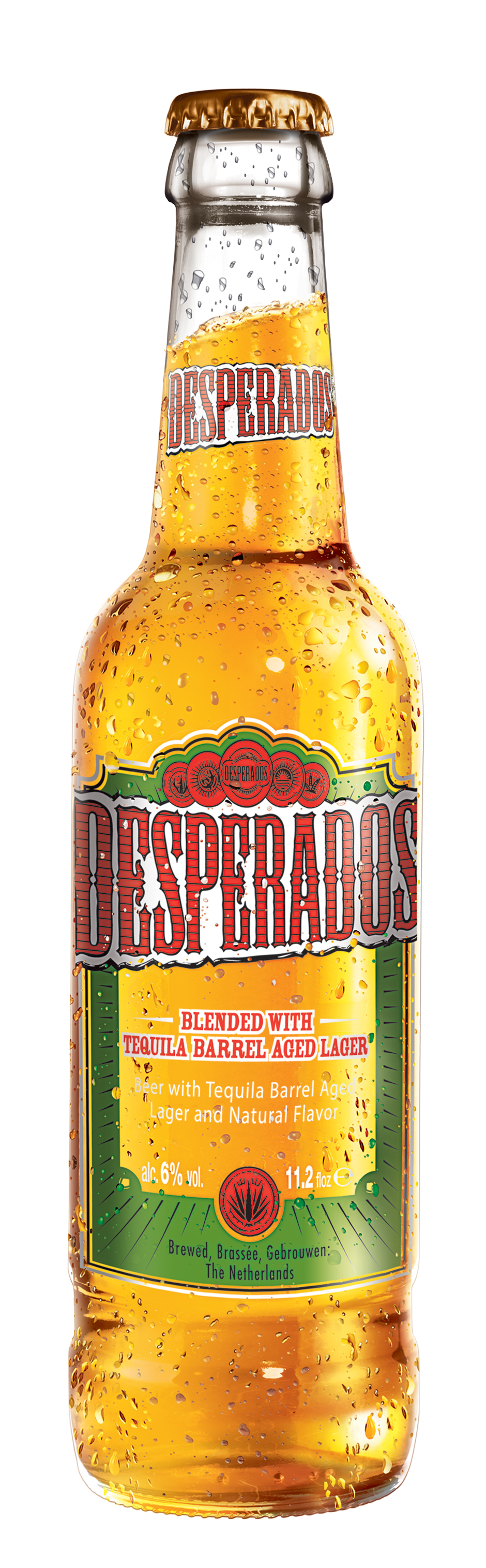 Heineken Introduces Tequila Flavored Lager Desperados Brewbound